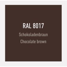 Порошковая покраска  RAL8017
