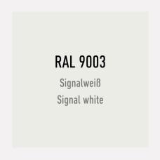 Порошковая покраска  RAL9003