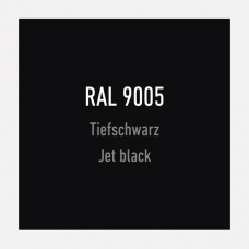 Порошковая покраска  RAL9005
