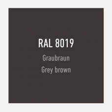 Порошковая покраска  RAL8019
