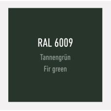 Порошковая покраска  RAL6009