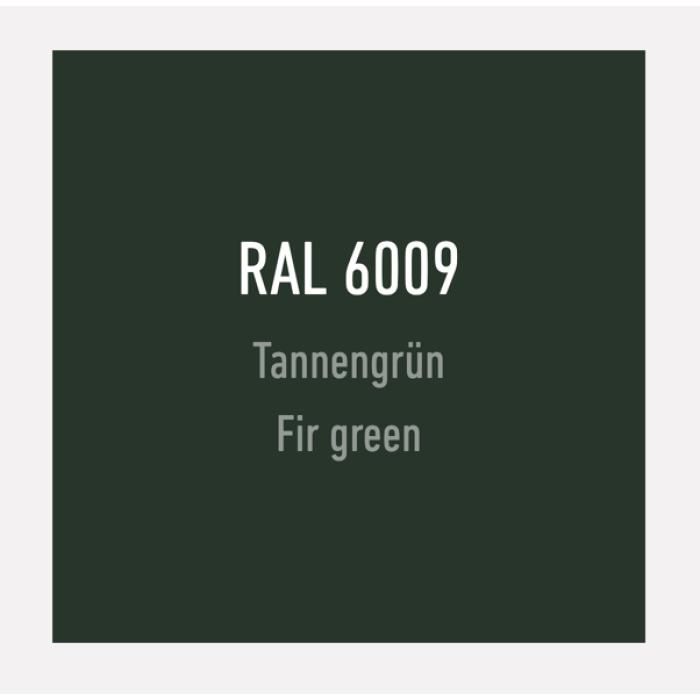 Послуги порошкового фарбування в колір RAL6009 в місті Харків