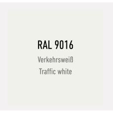 Порошковая покраска  RAL9016