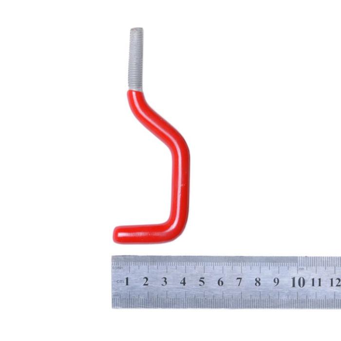 Гак настінний К-032, з метричною рiзьбою