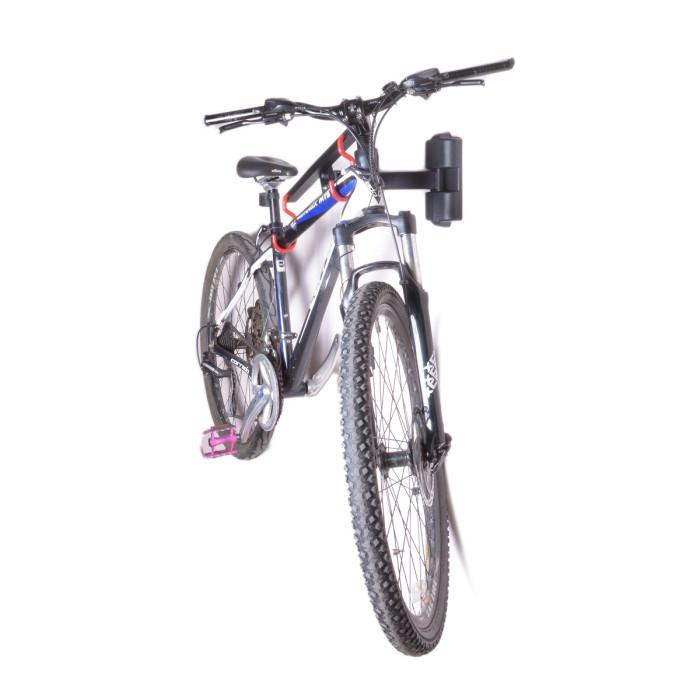 Кронштейн К-053 кріплення велосипеда до стіни, з регулюванням кута нахилу
