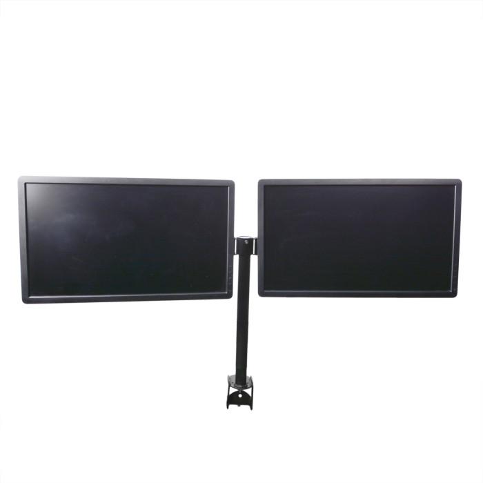 Кронштейн для двох моніторів КВАДО К-103